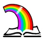 Rainbow Reading Group logo